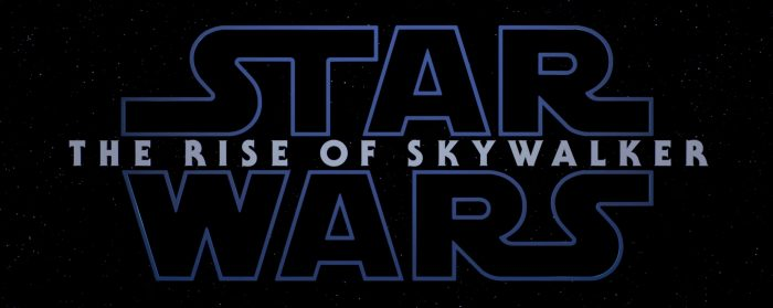 Star Wars: The Rise of Skywalker logo