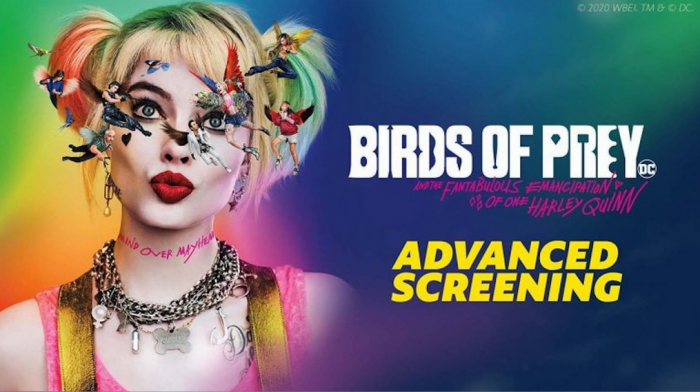Superhero Bits Birds Of Prey Advance Screenings Margot Robbie Wants To Team With Poison Ivy More Wustoo