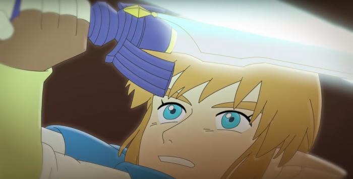 Studio Ghibli Legend of Zelda Movie Trailer