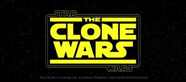 clone wars logo