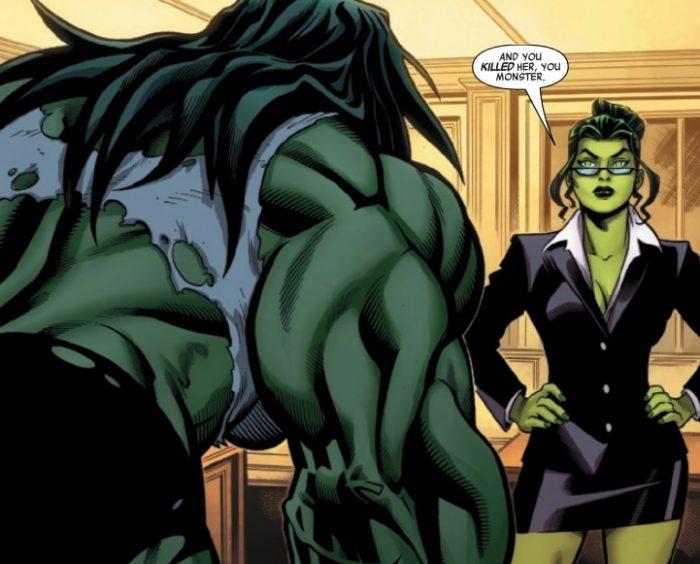 She-Hulk lawyer