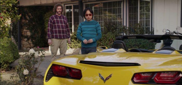 Silicon Valley Corvette