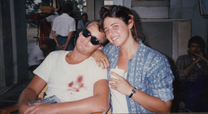 Silvia and Emilio