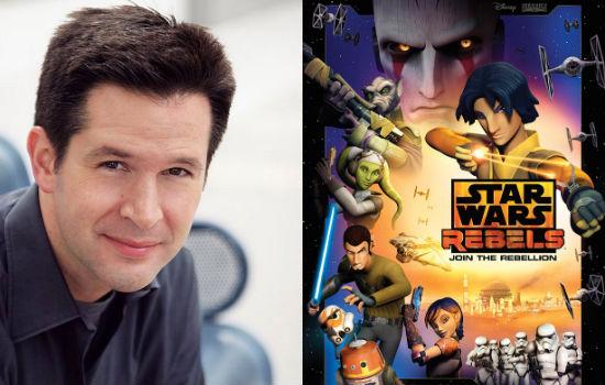 Simon Kinberg Star Wars Rebels