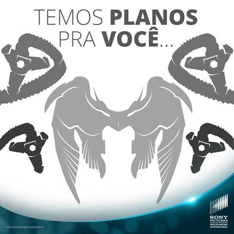 Sinister six brazil tease
