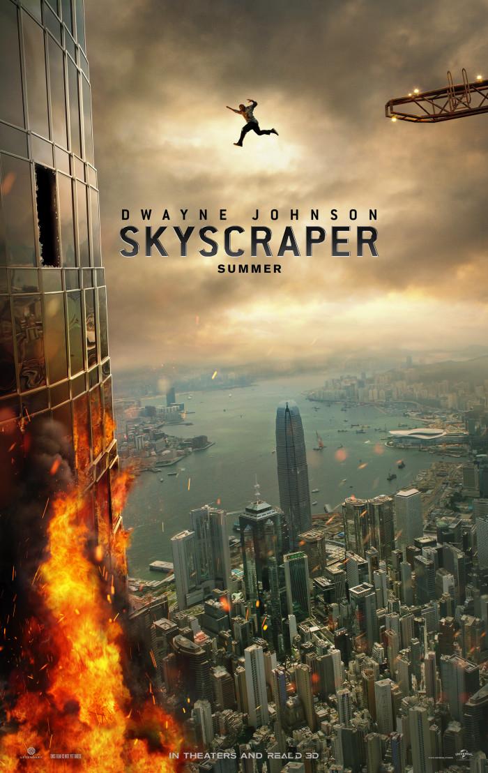 Skyscraper poster full