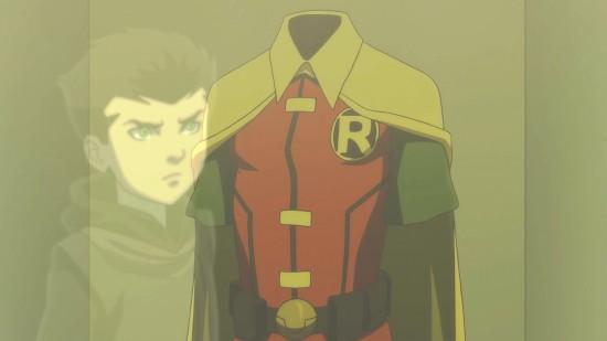 Son of Batman Robin costume