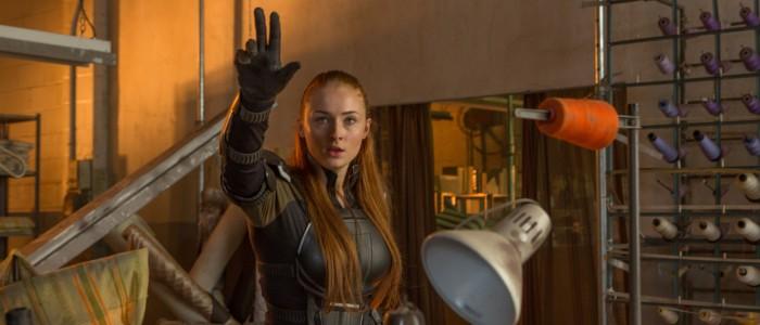 Sophie Turner as Jean Grey in X-Men Apocalypse