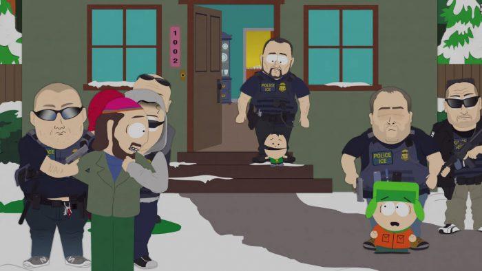 South Park family separation