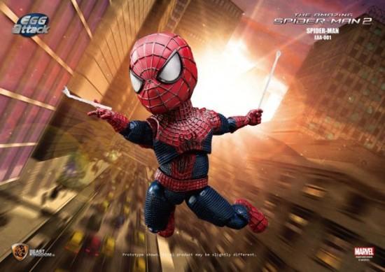 Spider-Man 2 Egg Attack