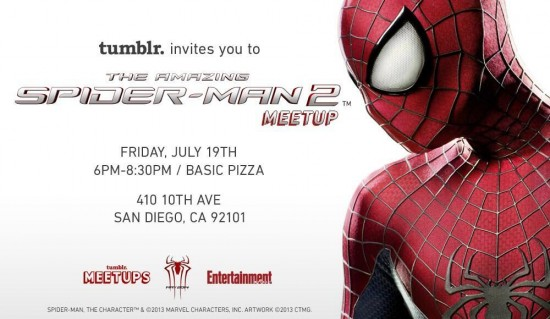Spider-Man 2 Meetup