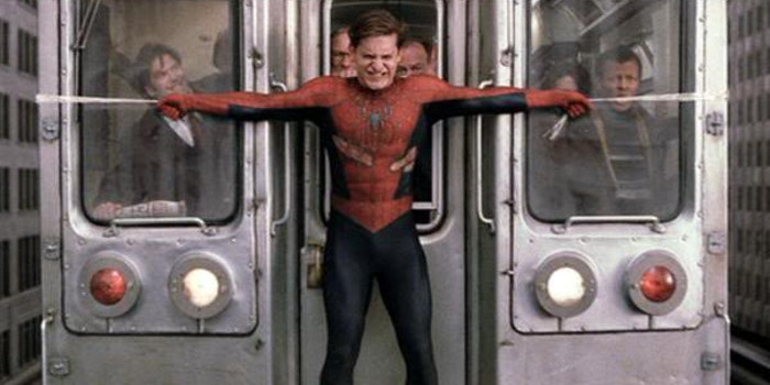 Spider-Man 2 Train