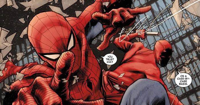 Spider-Man-Daredevil