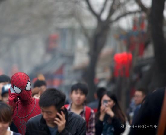 Spider-Man world