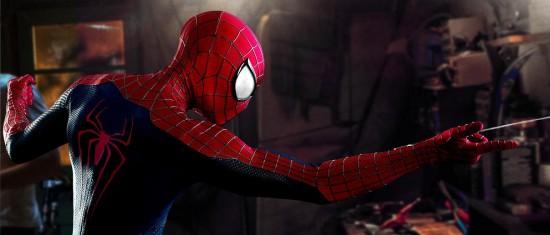 Spider-man 2 web