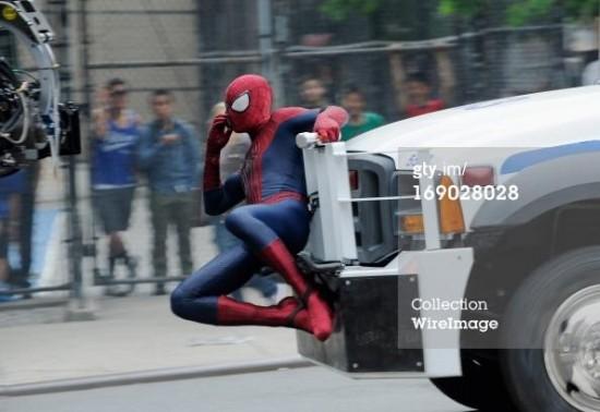 Spider-man Grill