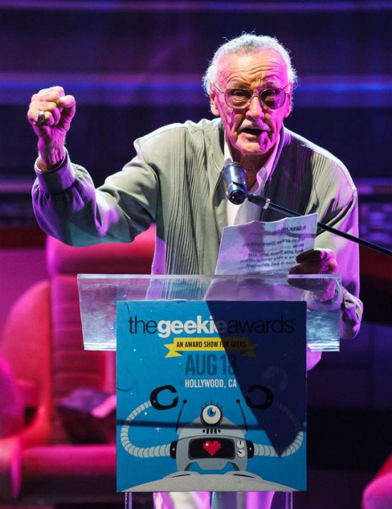 Stan Lee Geekie Awards
