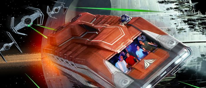 The Rise of Skywalker Star Tours