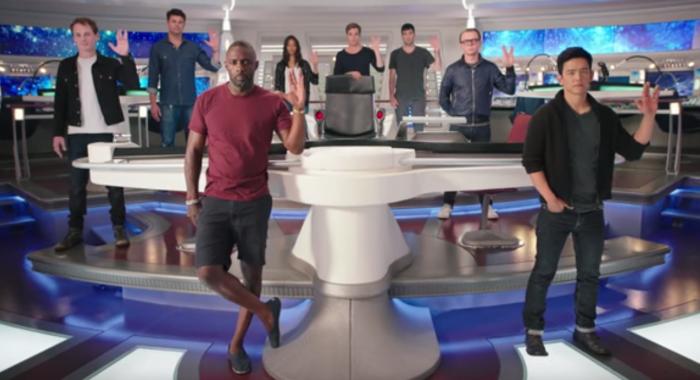 Idris Elba - star trek beyond villain