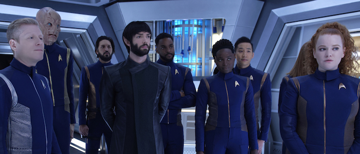 A 'Star Trek: Discovery' Spin-Off Starring Pike and Spock May Happen at CBS All Access [TCA 2020]