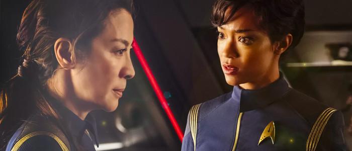 Star Trek Discovery women 1