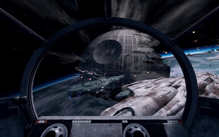 Star Wars Battle Pod Death Star 1