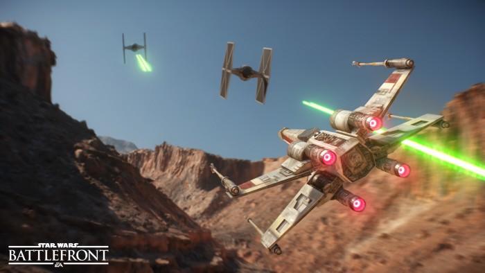 Star Wars Battlefront Trailer D