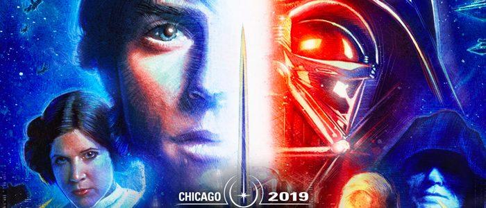 Star Wars Celebration 2019 header