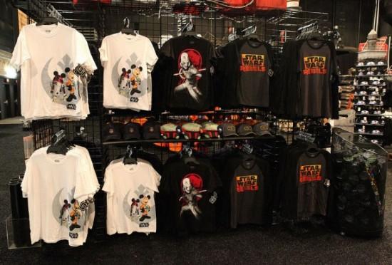 Star Wars Darth Mall