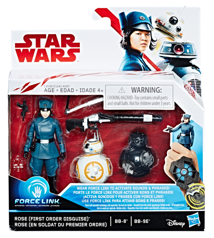 Star-Wars-Force-Link-Rose-First-Order-Disguise-BB-8-BB-9E