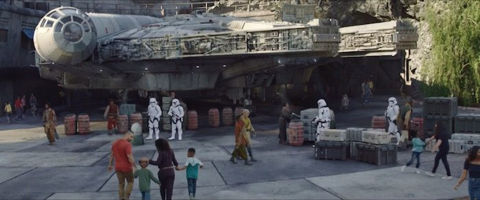 Star Wars: Galaxy's Edge Opening Dates