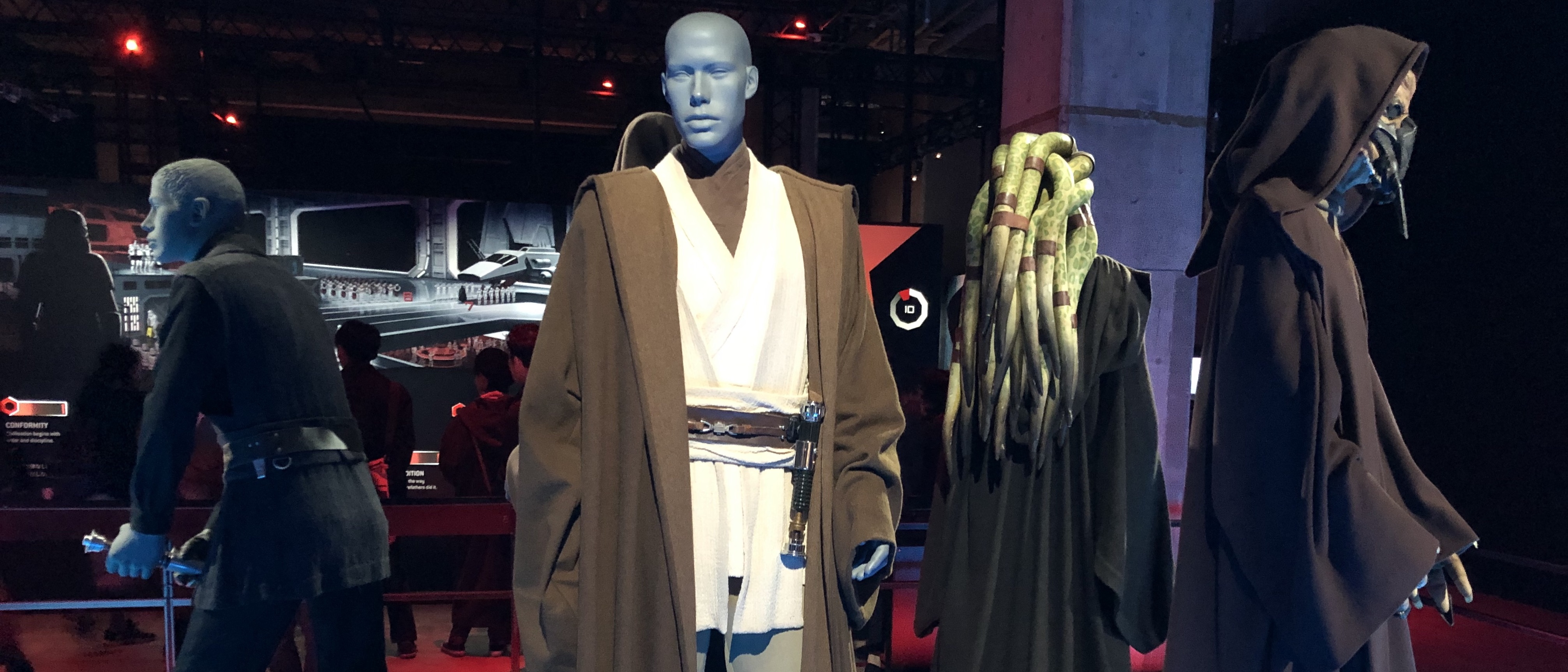 'Star Wars' Identities: 10 Things We Learned from Lucasfilm's Treasure Trove of Original Movie Costumes