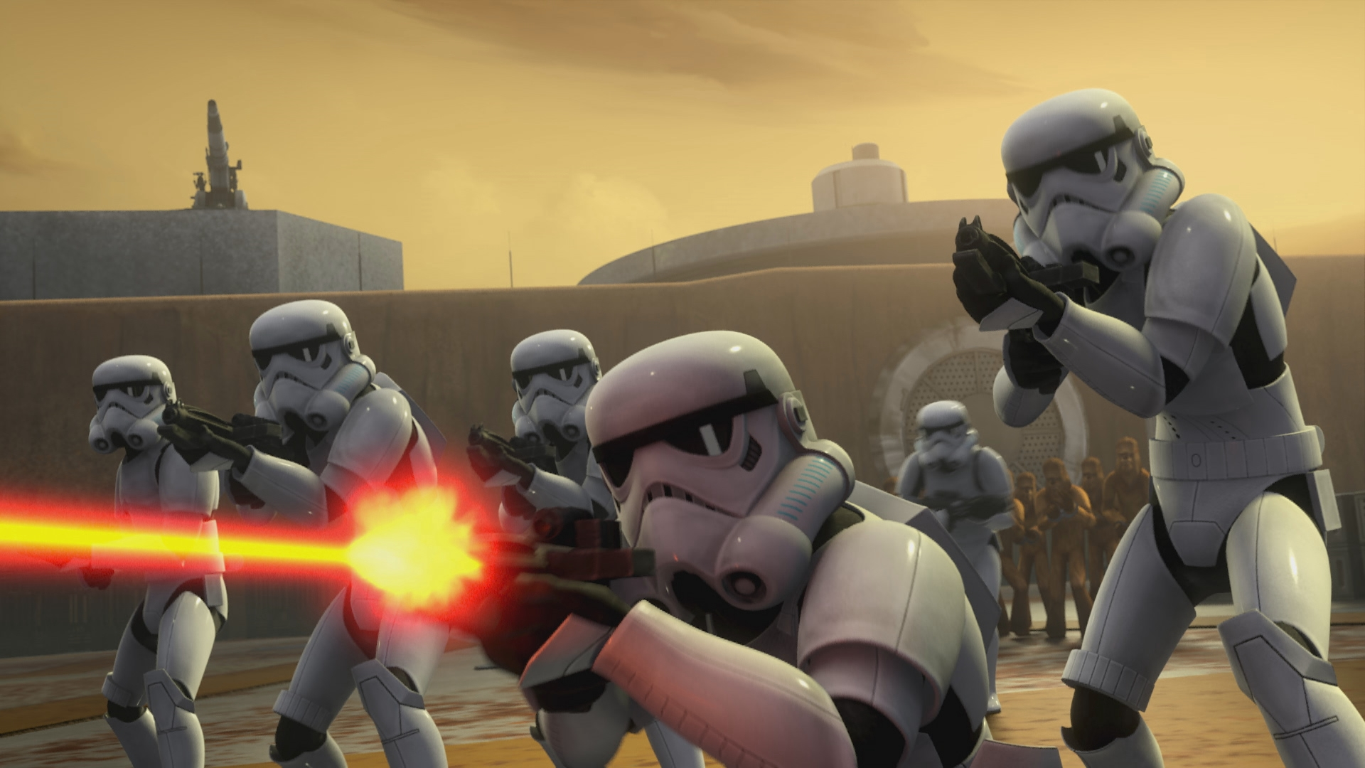 Star Wars Rebels Hd