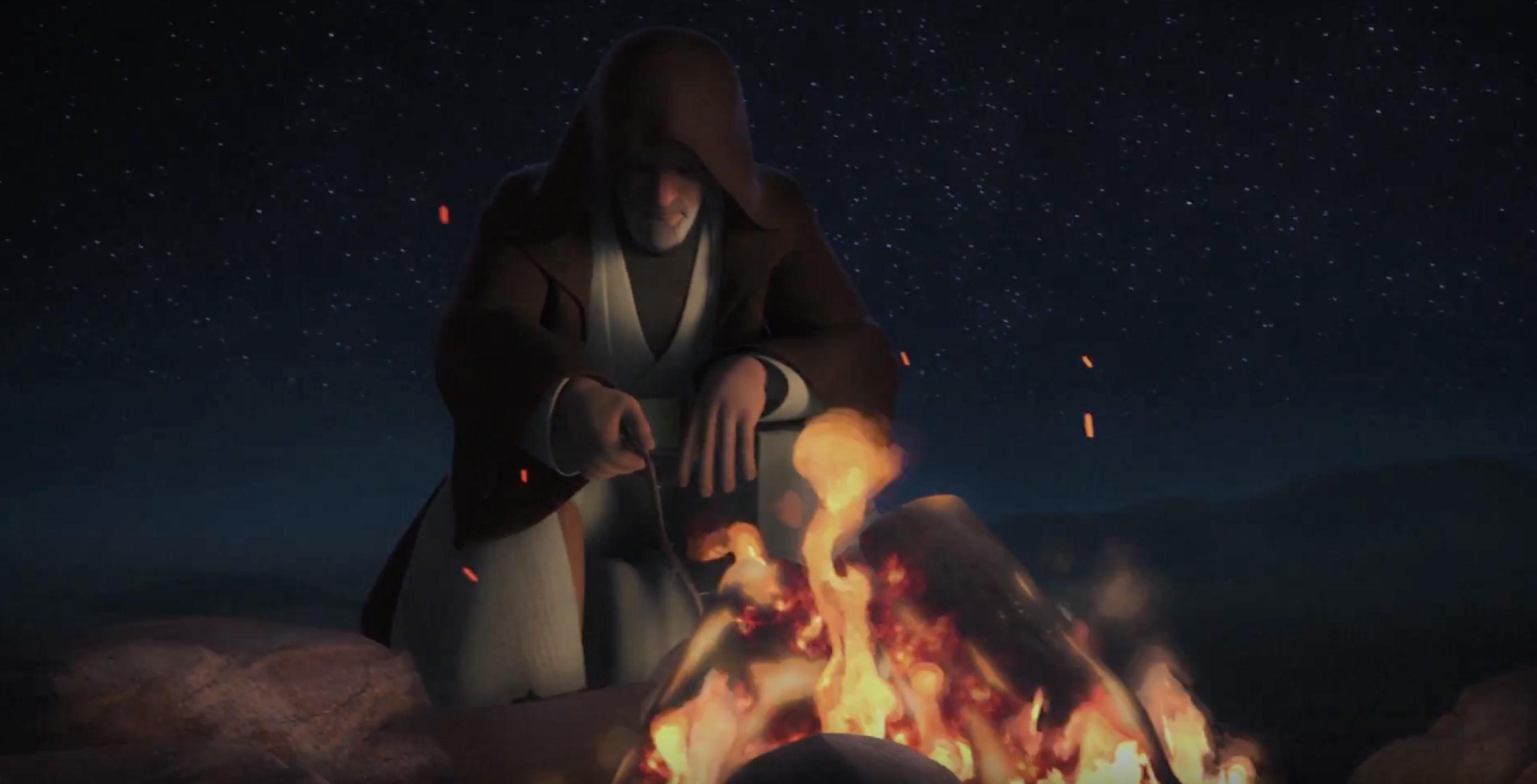 Star wars 3 the movie trailer