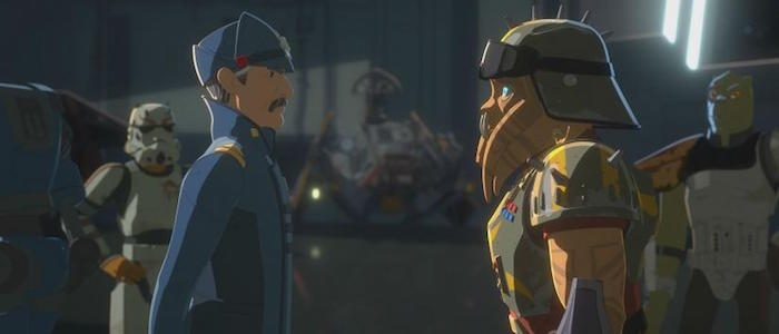 Star Wars Resistance The Mutiny Review