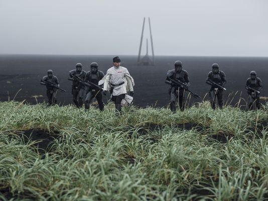 Star Wars Rogue One Orson Krennic