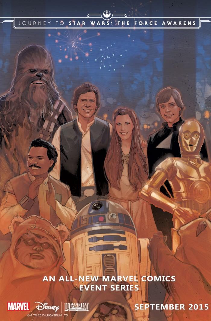Star Wars Shattered Empire #1