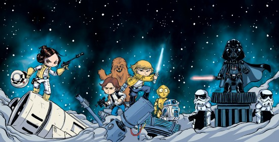 Star Wars Skottie
