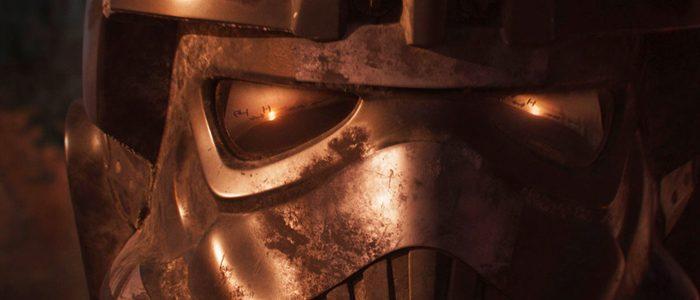 Star Wars Squadrons short film