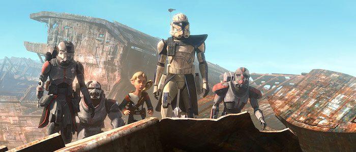 Star Wars The Bad Batch Battle Scars Breakdown