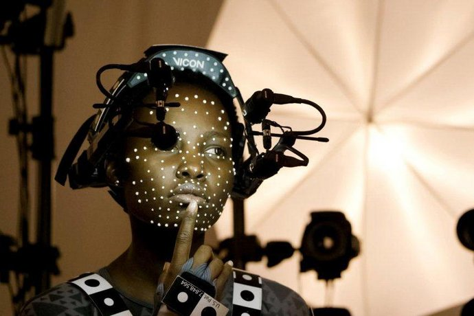 Lupita Nyong'o Star Wars: The Force Awakens
