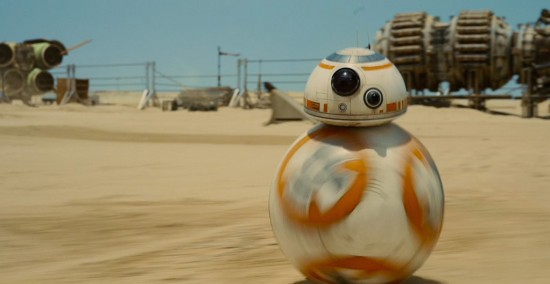 Star Wars The Force Awakens ball droid