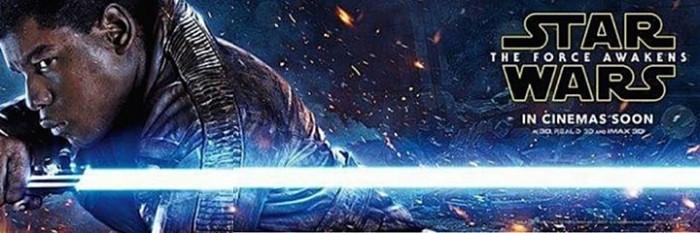 Star Wars The Force Awakens banner