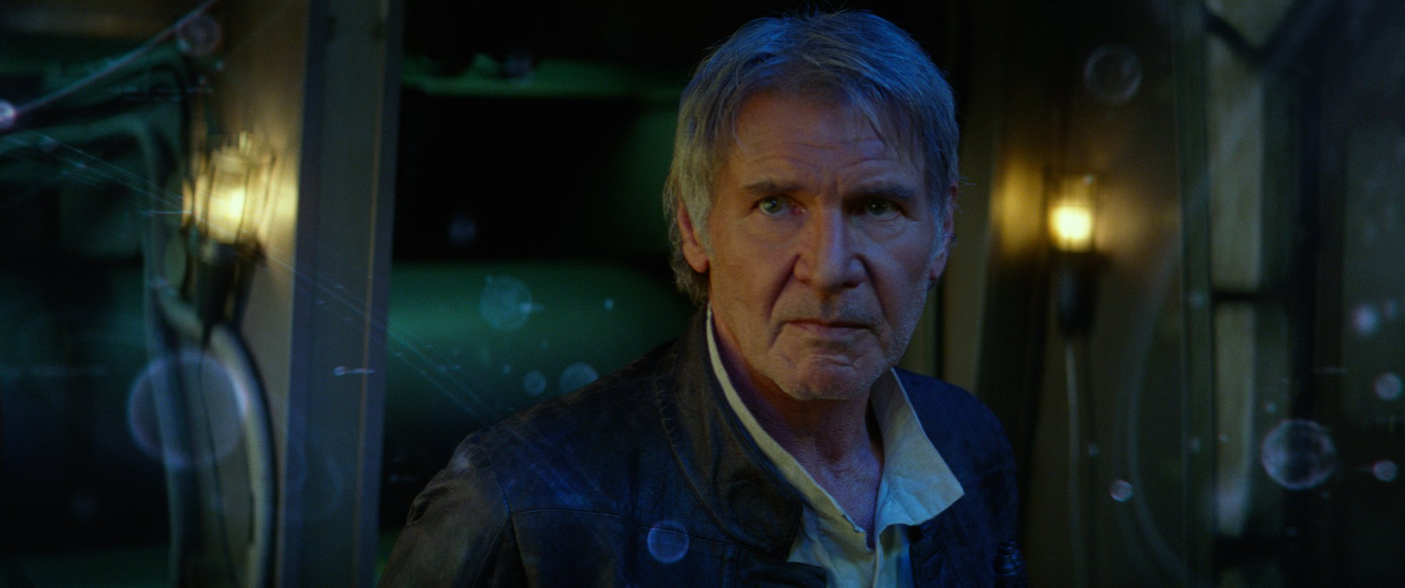 Disney And Lucasfilm Debated Han Solo Death In U0027Star Wars: The Force Awakens U0027