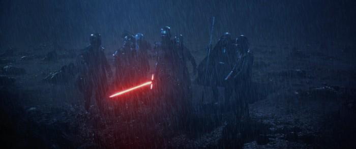 Star Wars The Force Awakens kylo ren 2