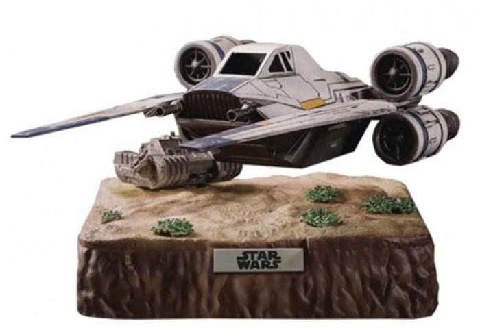 Star Wars U-Wing Magnetic Floating Version Vehicle