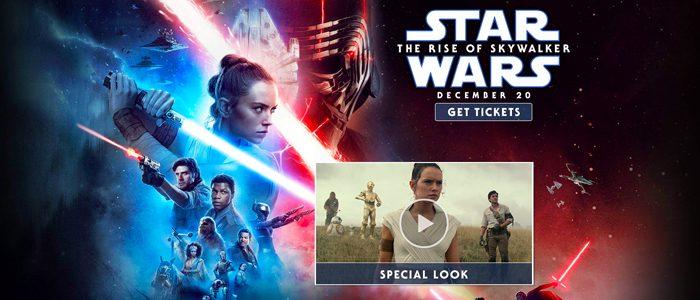 the rise of skywalker hidden video