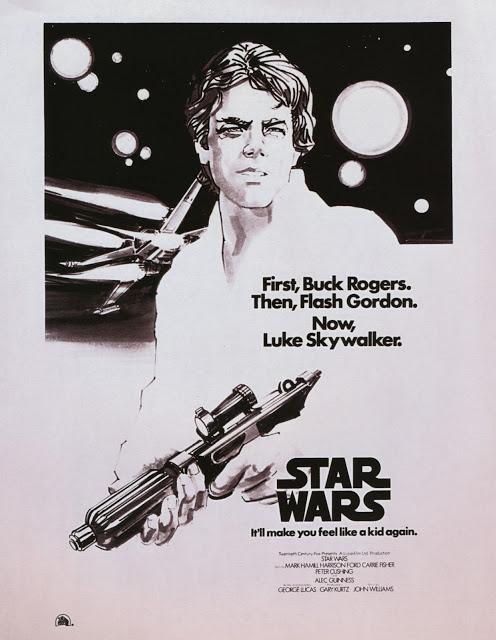 Star Wars poster concept unused