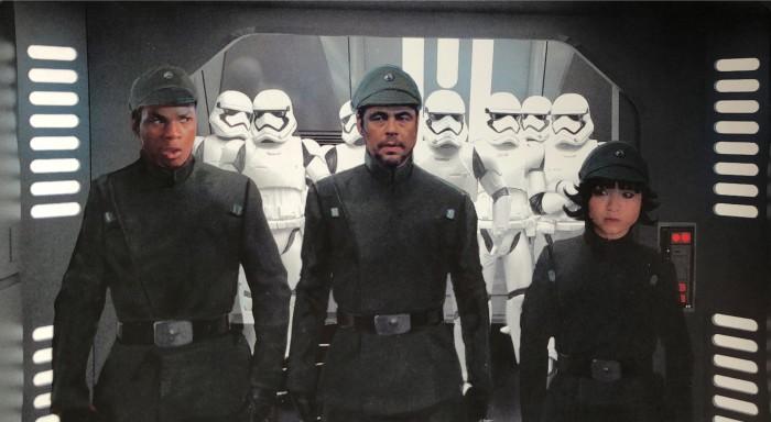 Star Wars: the last jedi deleted scene concept art