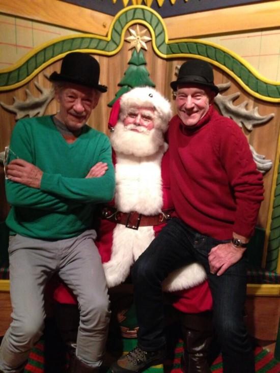 Stewart McKellen Christmas